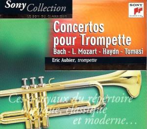 concertos pour trompette - sony classical - christophe mazzella