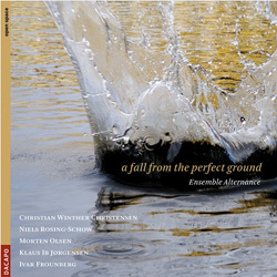 A fall from perfect ground - Ensemble Alternance