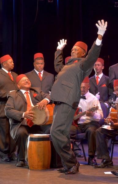 Cape Traditional Singers © Vincent Pontet