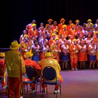 Cape Traditional Singers