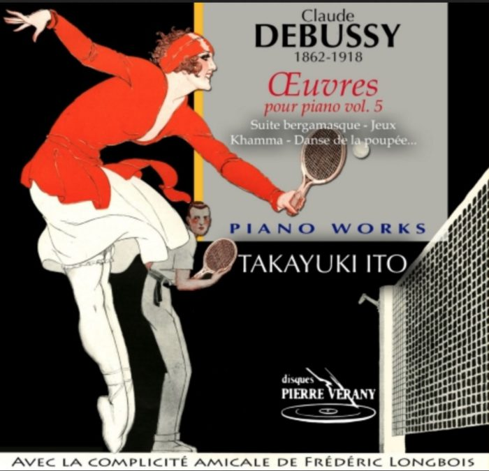 Debussy Arion